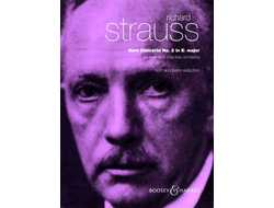 Strauss, R: Horn Concerto No. 2 in E Flat Major o. Op. AV 132