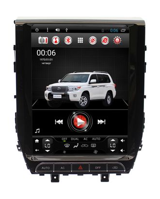 Штатная магнитола FlaxBox series ФВ-11760 Toyota Land Cruiser 2015+ (Android 6.*)