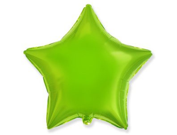 "FM Звезда LIME GREEN 18""/45см"