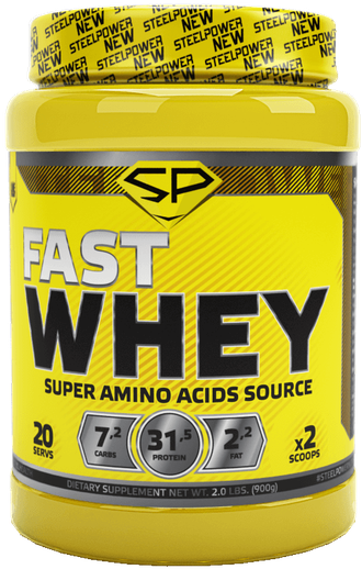 Steel Power Fast Whey Protein 1 кг