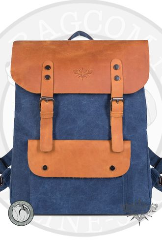 Ginger Bird Grog 16 Navy