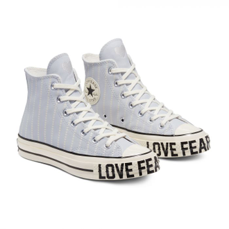 Кеды Converse Love Fearlessly High Top