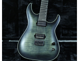 Schecter Keith Merrow KM-6 Trans Black Burst Satin