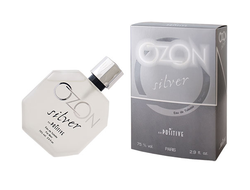 Ozon Silver eau de toilette for men