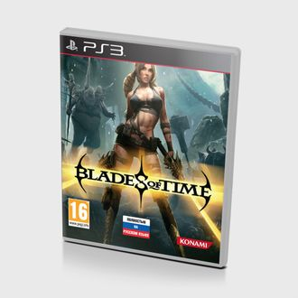 игра для PS3 Blades Of Time