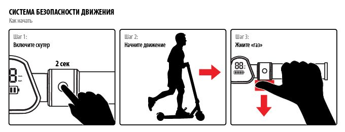 Электросамокат iconBIT Kick Scooter TT v3