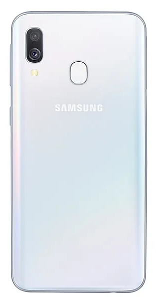 Смартфон Samsung Galaxy A40 black