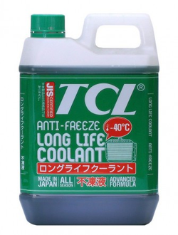Антифриз TCL LLC GREEN (Long Life Coolant) - 40 (2 л)