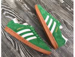 Adidas Hamburg Green зеленые
