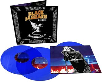 BLACK SABBATH The end 3-LP