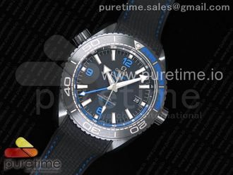 Planet Ocean Blue/Black GMT