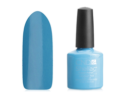 Гель-лак Shellac CND Cerulean Sea №90518