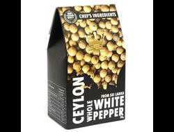Перец белый (горошек) премиум United Spices, 30 гр