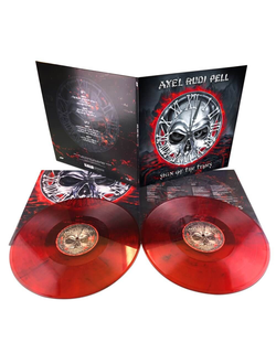 AXEL RUDI PELL - SIGN OF THE TIMES 2-LP