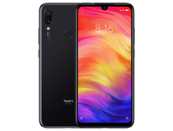 Xiaomi Redmi Note 7 Pro 6/64Gb Black (Global) (rfb)