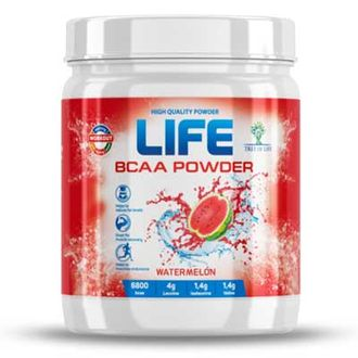 (TREE OF LIFE) LIFE BCAA - (200 ГР) - (апельсин)