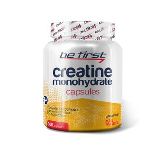 Be First Creatine Monohydrate Capsules 350 капс