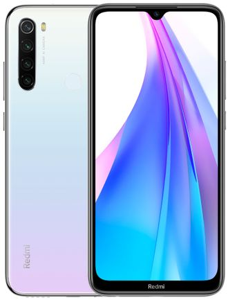 Xiaomi Redmi Note 8T 4/64Gb White (Global)