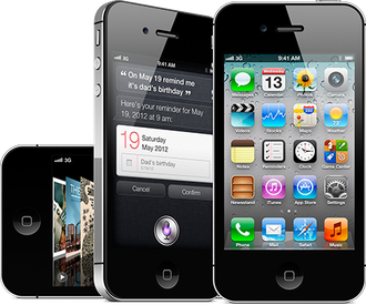 Купить iPhone 4S 16Gb Black