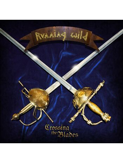 RUNNING WILD - Crossing the blades CD