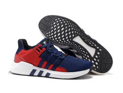 Adidas EQT Support 93-17 Blue/Red сине-красные