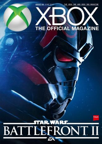 XBOX OFFICIAL Magazine June 2017 Destiny 2, Star Wars Battlefront 2 Cover ИНОСТРАННЫЕ ИГРОВЫЕ ЖУРНАЛ