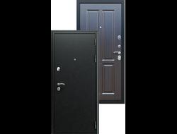 Стальная дверь асд «Прометей 3D»  Венге