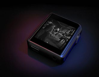 Плеер Shanling M0 Hi-Fi Xiaomi Mountain spirit M0 lossless music player серый