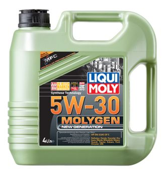 Molygen New Generation 5W-30 4л