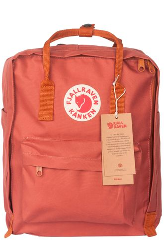 Рюкзак Fjallraven Kanken Orange Red (Classic)