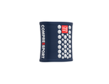 SWEAT BAND 3D DOTS BLUE WHITE
