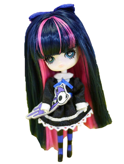 КУКЛА PULLIP Docolla Honekoneko, Stocking AnarchyStocking Anarchy