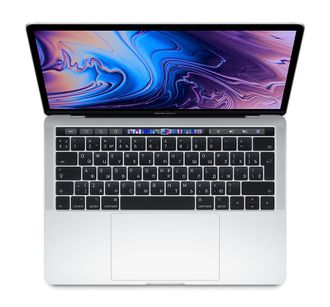 Apple MacBook Pro 13 Retina Touch Bar MR9V2 Silver