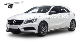Дуги THULE для MERCEDES A-Class (W176), CLA Shooting Brake (X117) в штатные места