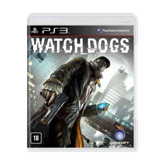 Игра для ps3 Watch Dogs