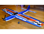 "F2B model RTF with engine ""Skif 9.5cc"" , spiner and 2 propellers"