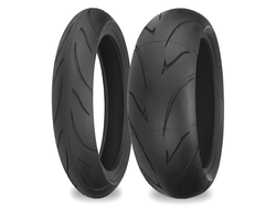 Шина Shinko 011 Verge Radial R17 120/70 58 W Передняя (Front) TL  для мотоциклов (41437)