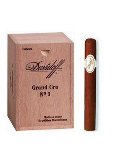Сигары Davidoff Grand Cru No 3 - 25шт
