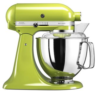 Миксер Artisan, зеленое яблоко, 5KSM150PSEGA, KitchenAid