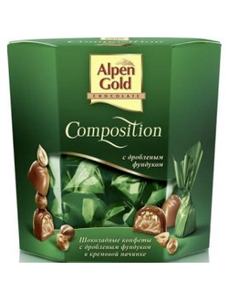 Alpen Gold Composition 100 грамм
