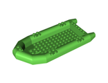 Boat, Rubber Raft, Large, Bright Green (62812 / 6034492)