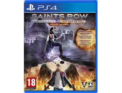 Saint's Row: Get Out Of Hell (PS4)