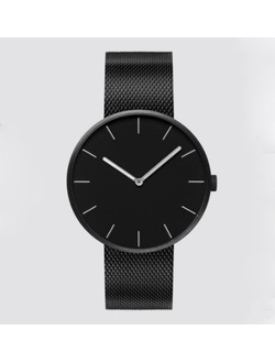 Наручные часы Xiaomi Twenty Seventeen light fashion quartz watch черные