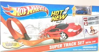 Автотрек Hot Wheels