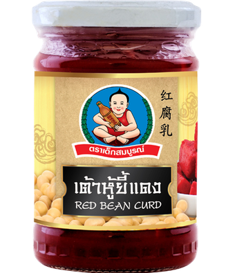 Red Bean Curd (HEALTHY BOY BRAND) 250 g