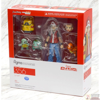 Фигурка фигма  Рэд (Red by figma)