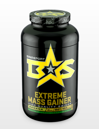 BINASPORT EXTREME MASS GAINER 2500 гр (Ваниль)