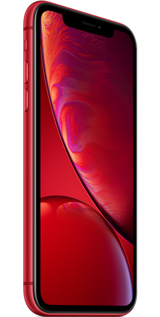 "iPhone XR ""Product Red"" 128 ГБ (China - 2 sim)"