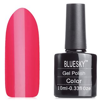 Гель-лак Shellac Bluesky №80552/09943 Lobster Roll, 10мл.