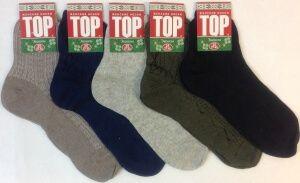 TOP носки женские хлопок, 10 пар (1 упаковка)
